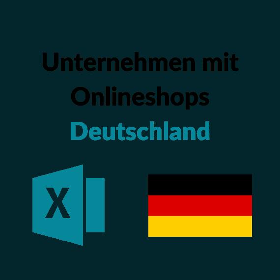 Liste Onlineshops Deutschland