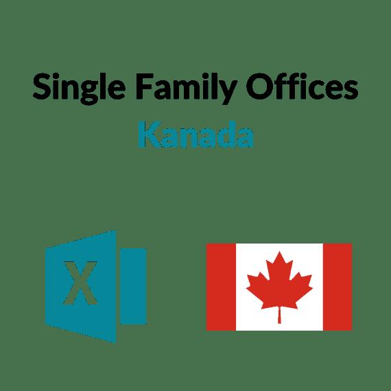 liste single family offices kanada