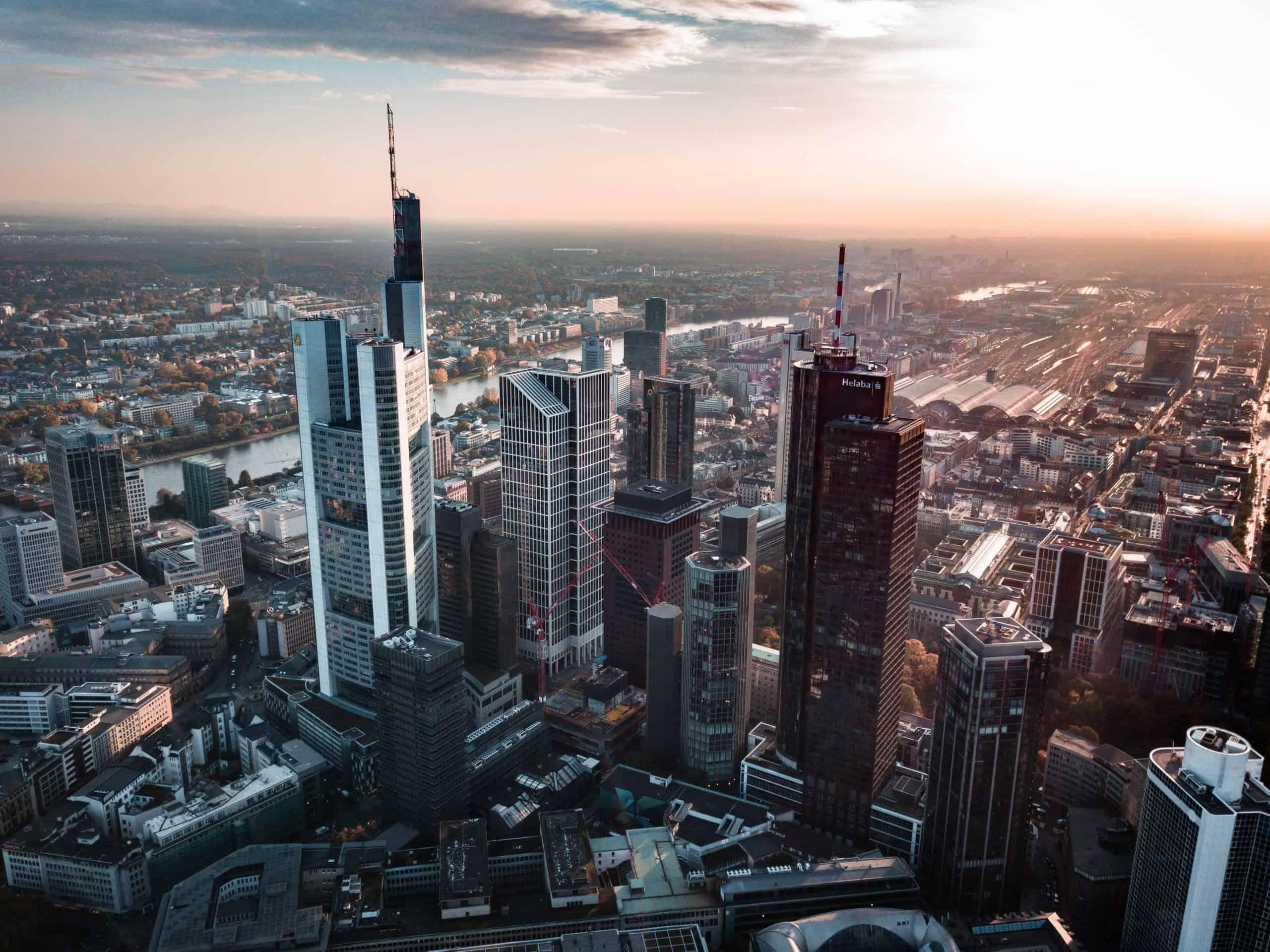 """Frankfurter Gewerbeinvestor kauft Bürogebäude """"Gate 9"""""""