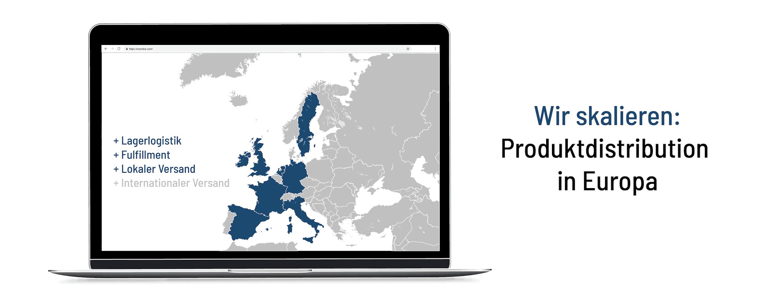 everstox Produktdistribution Europa