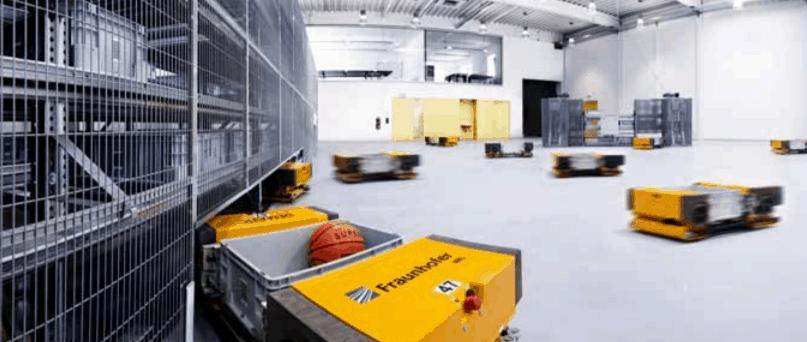 Wachstumstreiber der deutschen Logistikbranche: Multishuttle Move