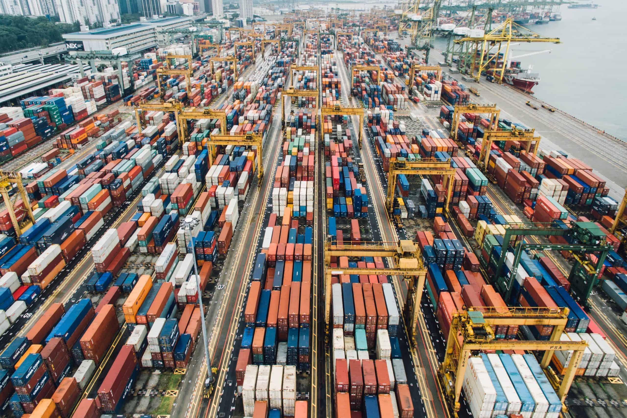 Logistik Branchenreport
