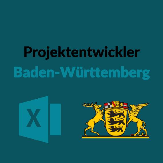 Liste Projektentwickler Baden-Württemberg