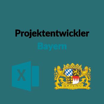 Liste Projektentwickler Bayern