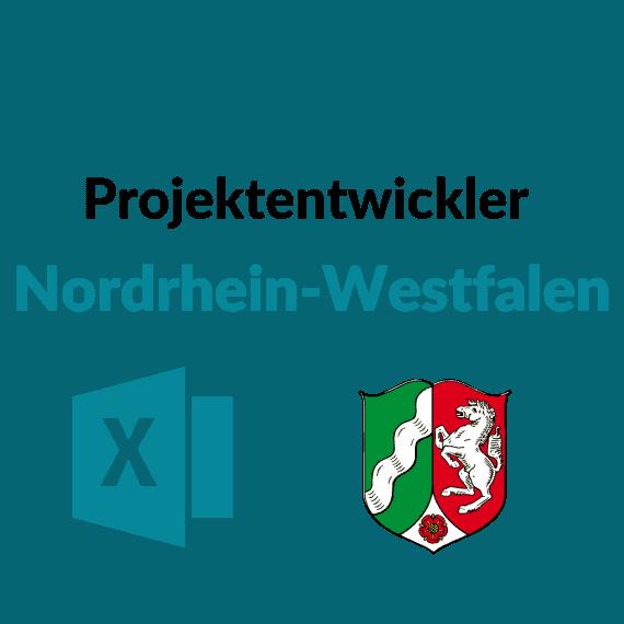 Liste Projektentwickler NRW
