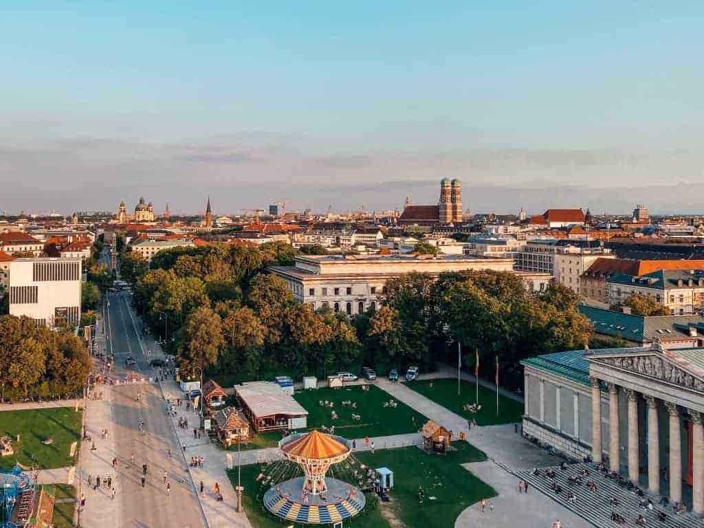Münchner Maschinenbauer investiert in Wasserstoffprojekt