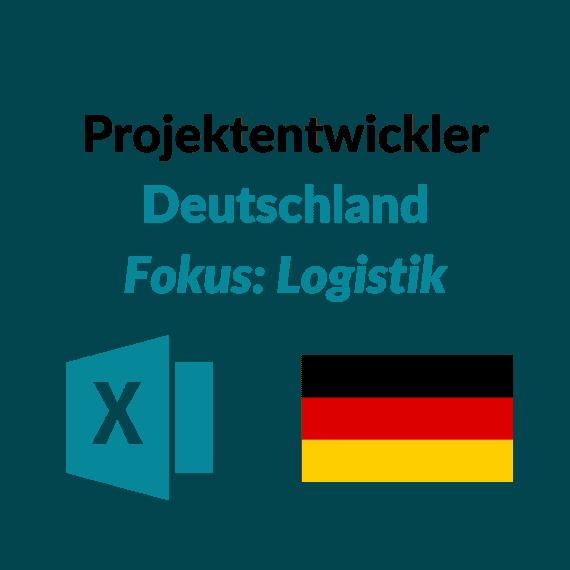 Projektentwickler Logistik DE