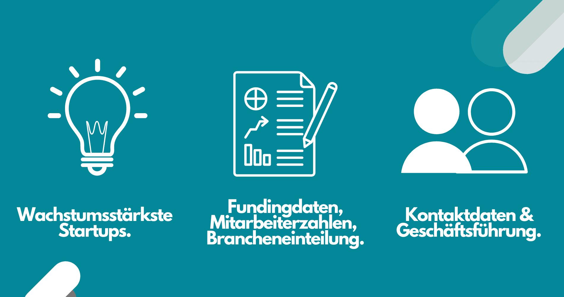 verzeichnis wachstumsstärkste startups deutschland