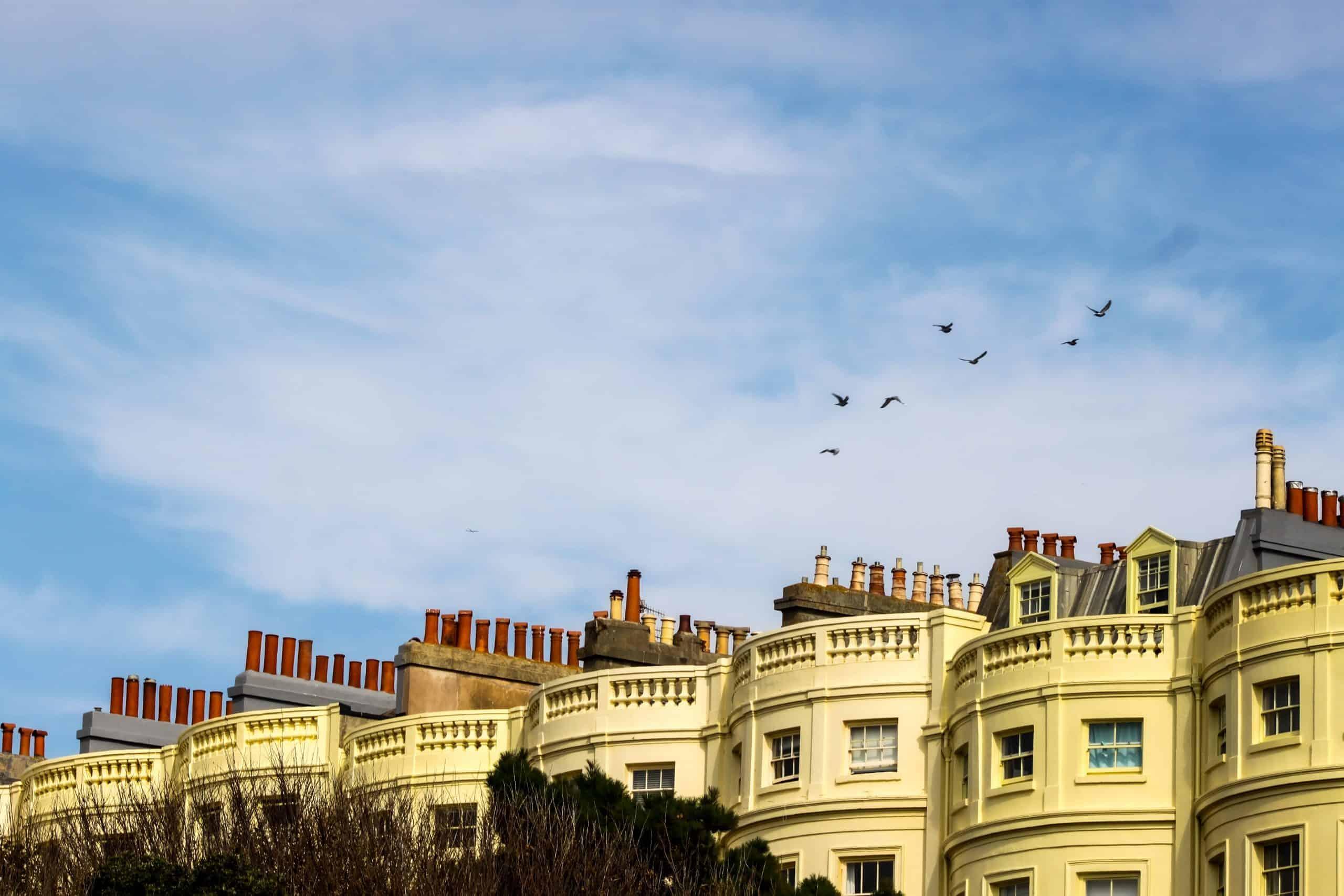 Liste von 3 Wohnimmobilieninvestoren aus UK