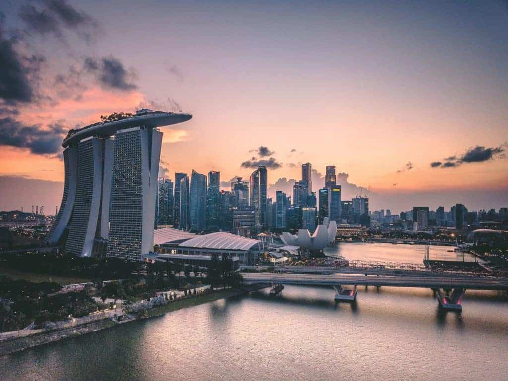 Sergey Brin Single Family Office expandiert nach Singapur