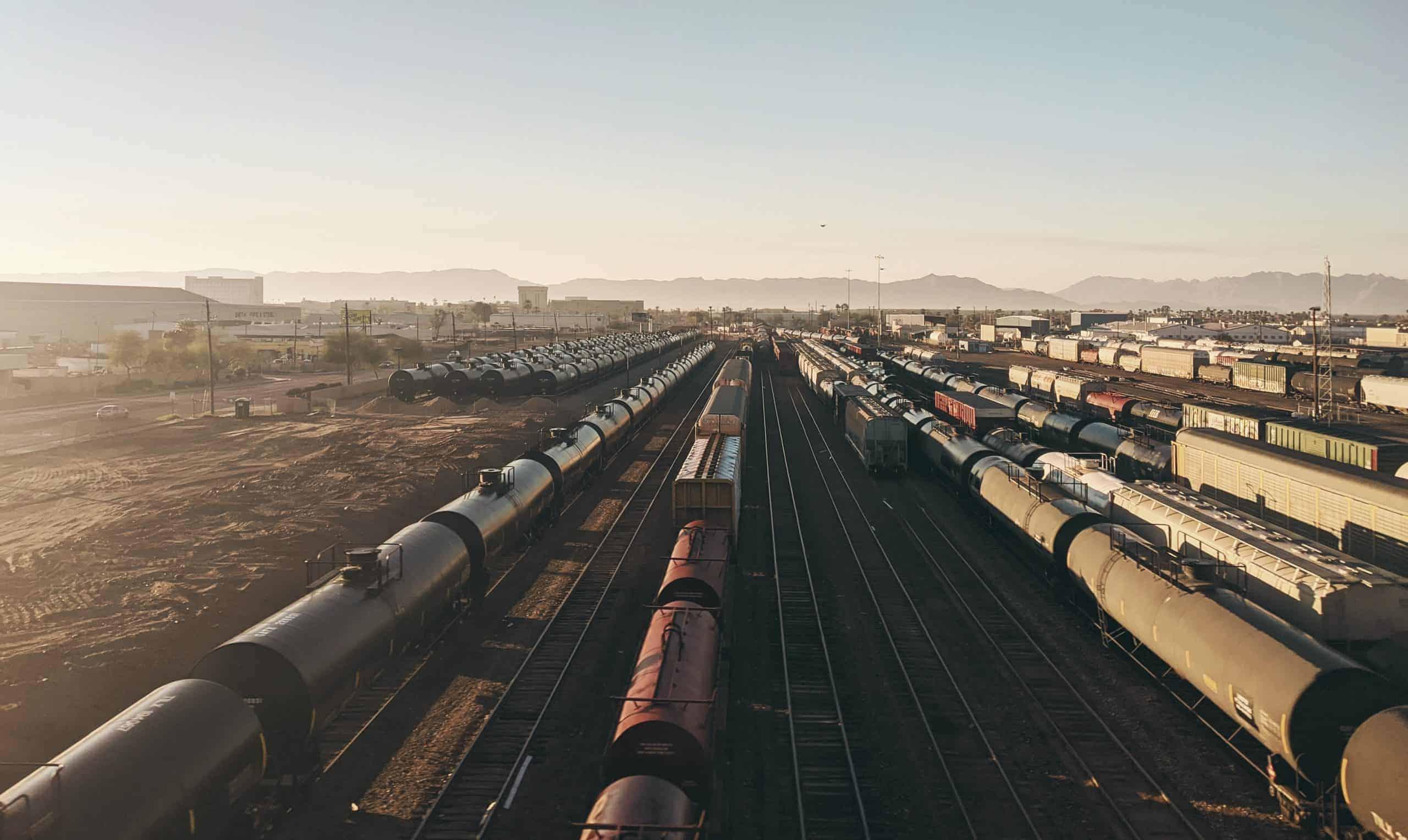 Was sind Landverkehre in der Logistikbranche? Unsere Definition