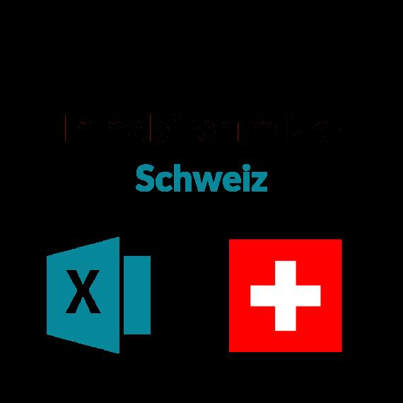 Liste Immobilienmakler Schweiz