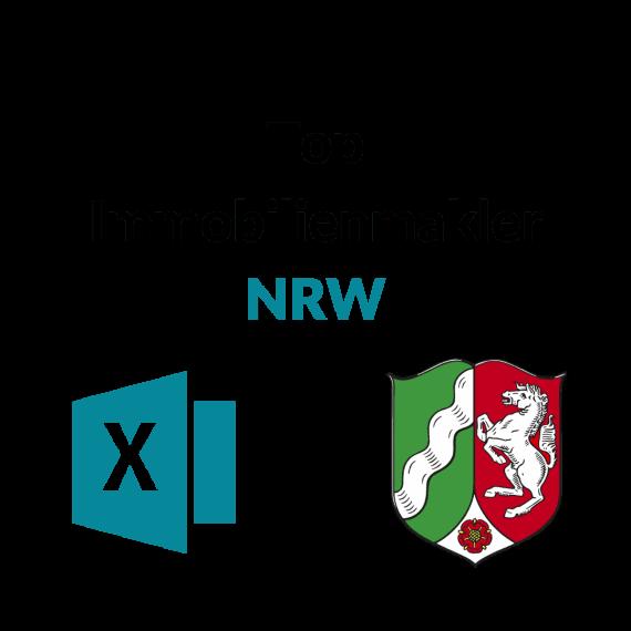 liste Immobilienmakler nordrhein westfalen NRW