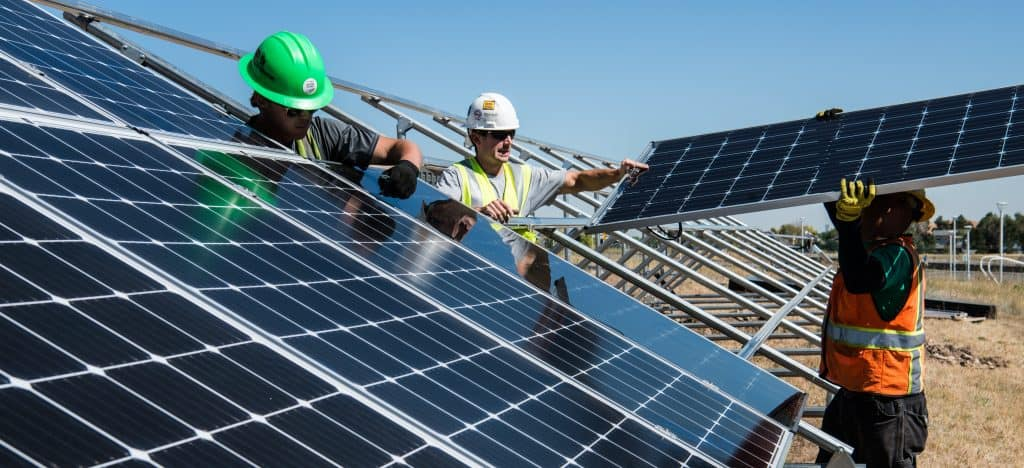 Liste von 10 Solarenergie-Investoren in Europa