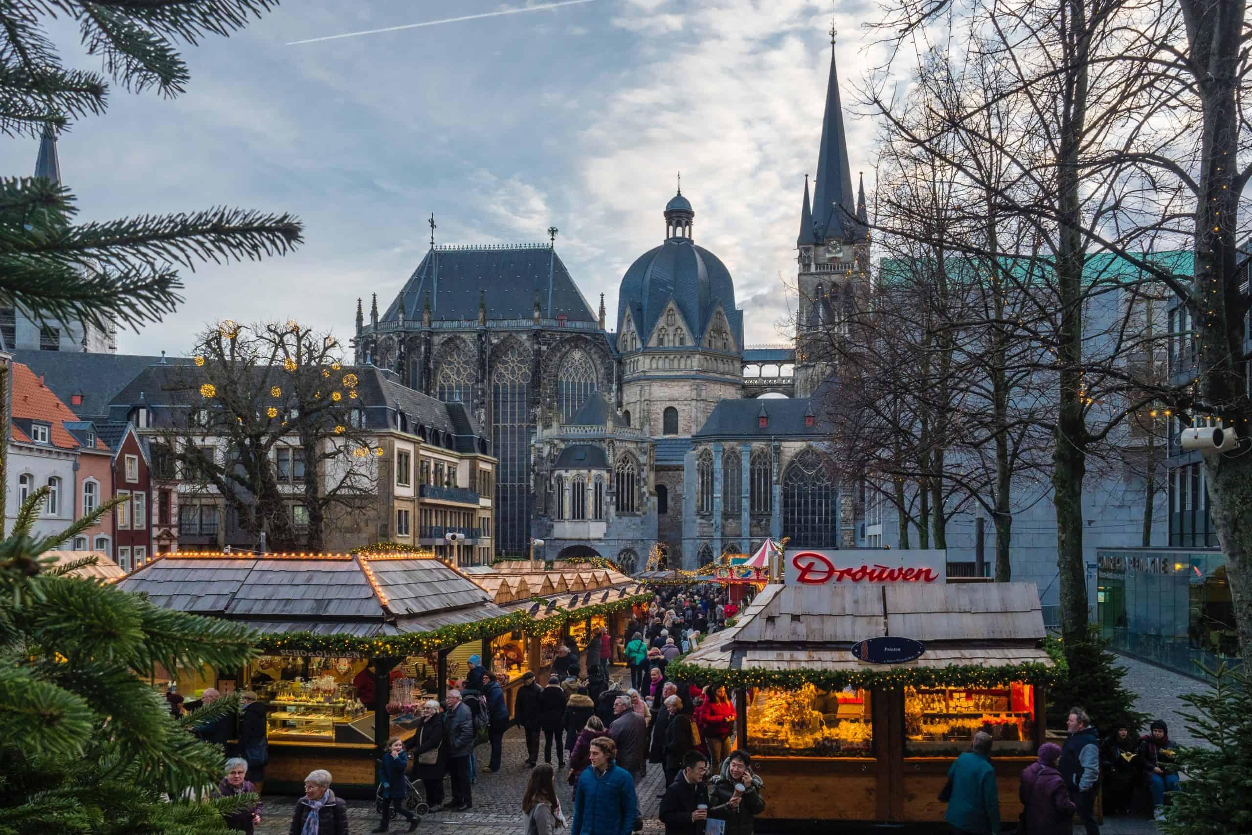 Liste der 3 größten Unternehmen in Aachen