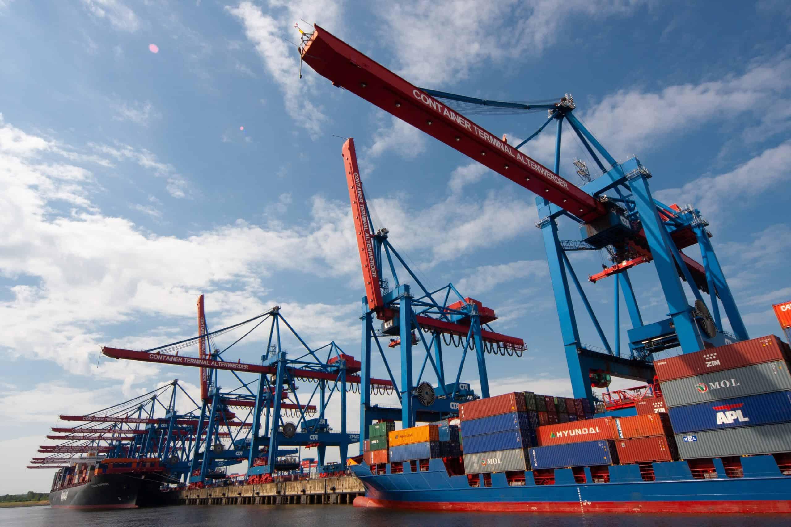 Liste der 3 größten Unternehmen in Duisburg