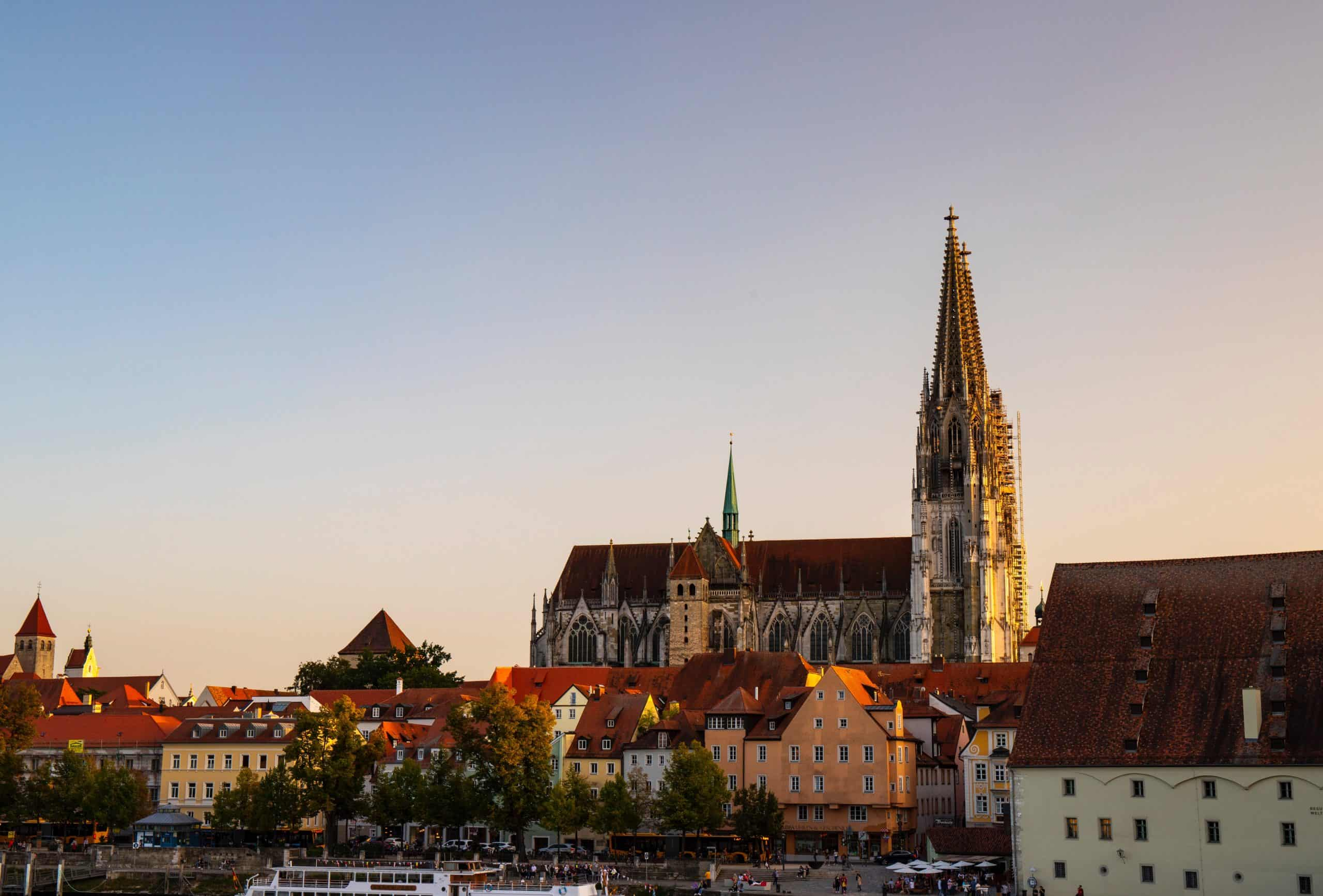Liste der 3 größten Unternehmen in Regensburg
