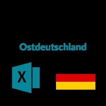 Größte Unternehmen Ostdeutschland