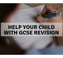 help your child revise for GCSEs