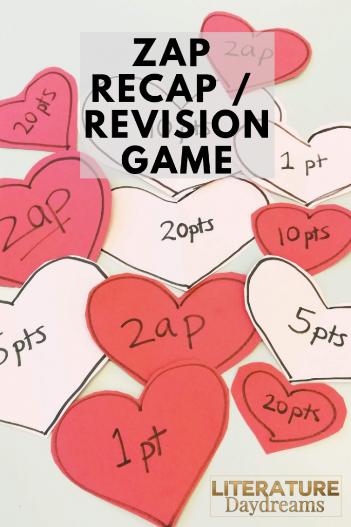 GCSE revision game