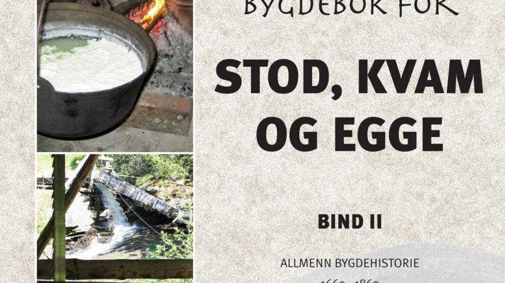 Bygdebok for Stod, Kvam og Egge
