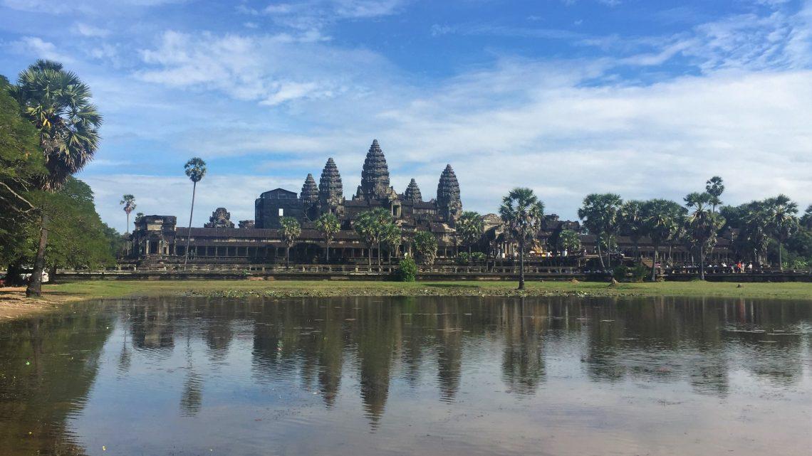 Turen til Cambodja