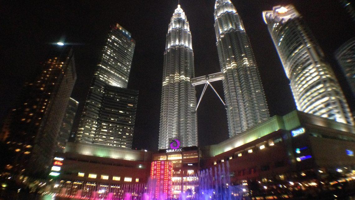 Turen til Malaysia