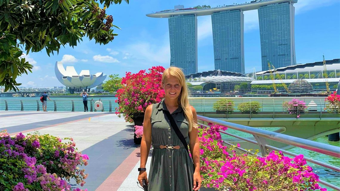 Singapore, Malaysia og Thailand