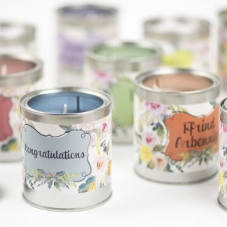 Soy Wax Welsh Candles
