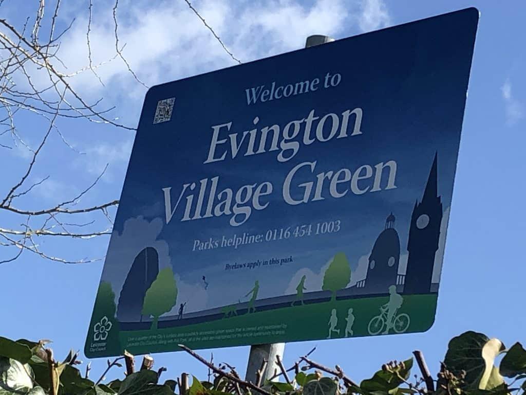 Evington Village Green
