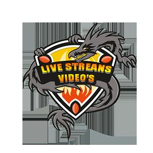 Live streams video's