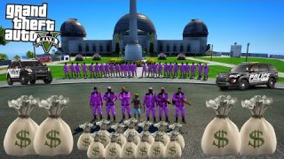 JAF PERICULOS CU MAFIA CURCUBEU! • GTA 5 FIVEM
