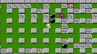 Bomberman Atari (NES) Games Level 42