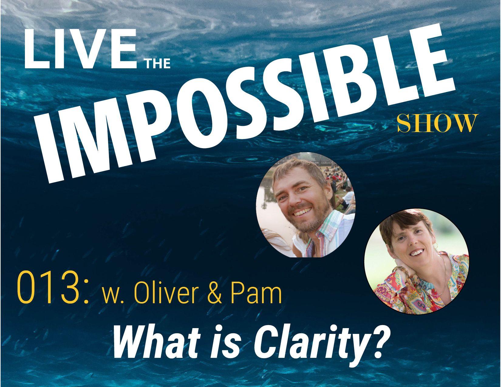ep 13 clarity
