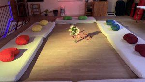Huset i billeder * Stjernesalen Effektlys