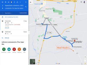 Find vej med Bussen