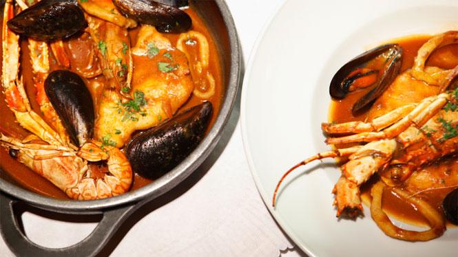 Restaurant i Barcelona