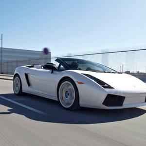 Kør Lamborghini i Århus - Gallardo med 500+ heste