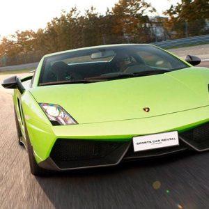 Kør Lamborghini på Sjællandsringen
