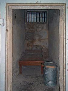 Stasifængslet i Berlin.