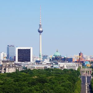 Forlænget weekend i Berlin - Storbyferie i Berlin