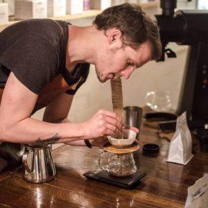 Kaffekursus Århus hos La Cabra