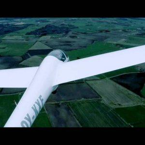 Svæveflyvning Aalborg hos Aviator