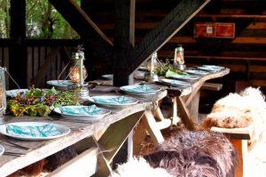 Vildmarks gourmet i Mols Bjerge