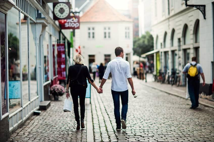 En unik oplevelse i Århus. Aarhus Culture Walk giver et historisk indblik i byen, på en lærerig, spændende og aktiv måde