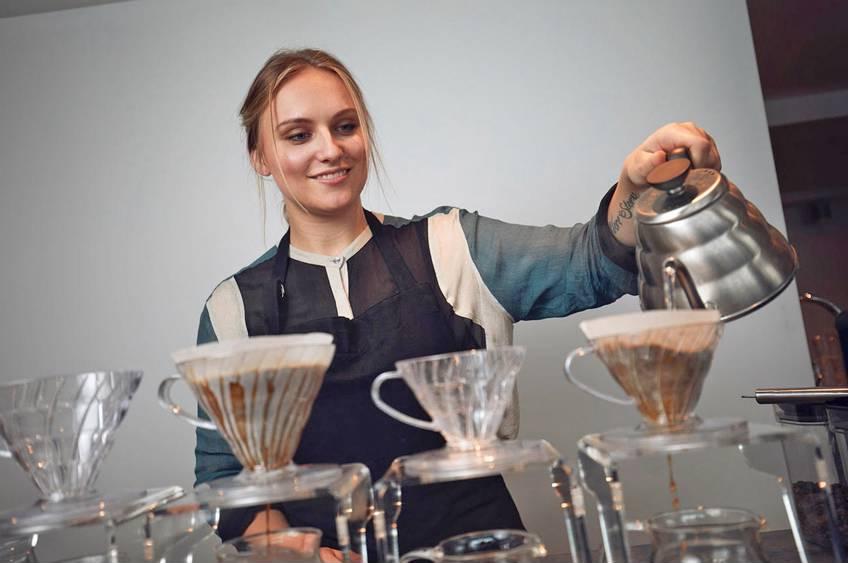 Kaffekursus i Vejle