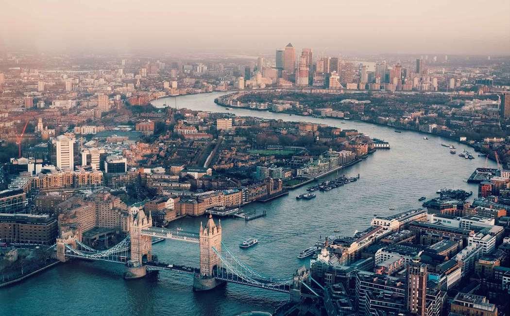 Billig rejse til London