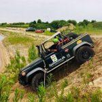 Kør Offroad i en grusgrav