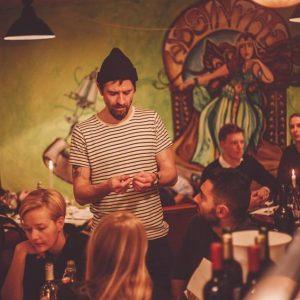 Bæredygtig vinsmagning i København hos Le Rait