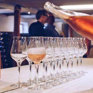 Vinsmagning i Aarhus Cold Hand Winery